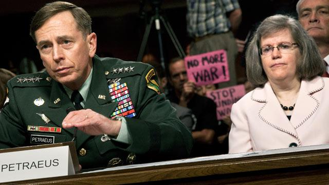 Why FBI Kept Petraeus Affair From White House