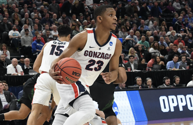 The former Gonzaga guard will join the Atlanta Hawks for pre-draft workouts.