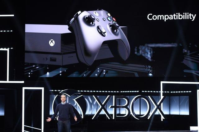 Microsoft launches Xbox One X, to be priced at USD 499