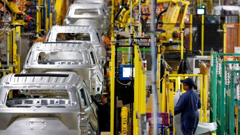 Major carmakers are suing the US government over import taxes.