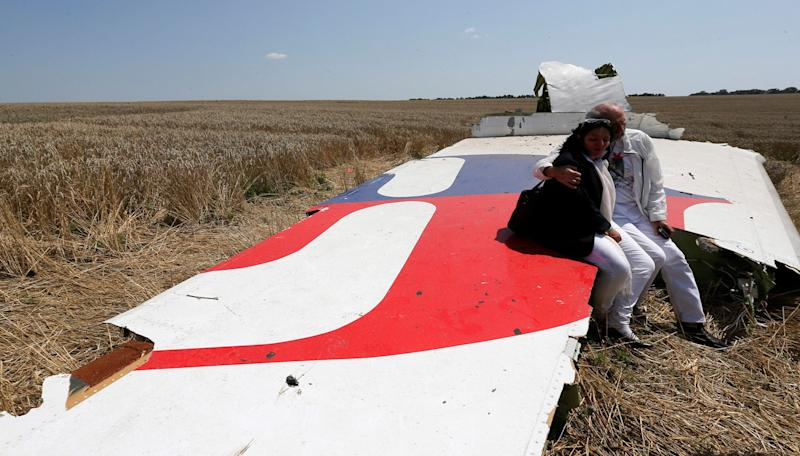 The plane – a Malaysia Airlines Flight 17 (MH17) from Amsterdam to Kuala Lumpur – had only taken off from Schiphol airport around three hours before. (Photo: REUTERS FILE PHOTO / Reuters)