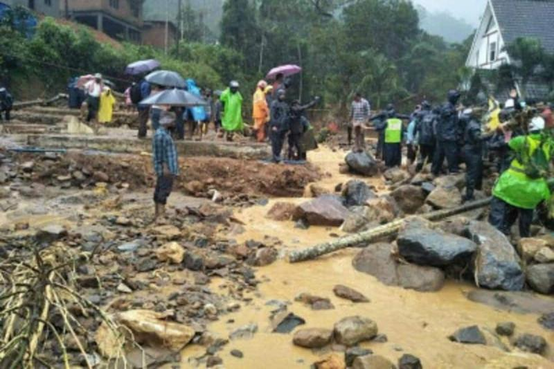 Kerala Landslides: Death Toll Rises to 26, Search On to Locate Missing Persons