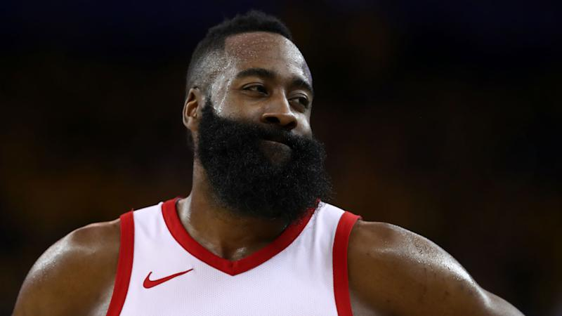 Harden wins first career NBA MVP award