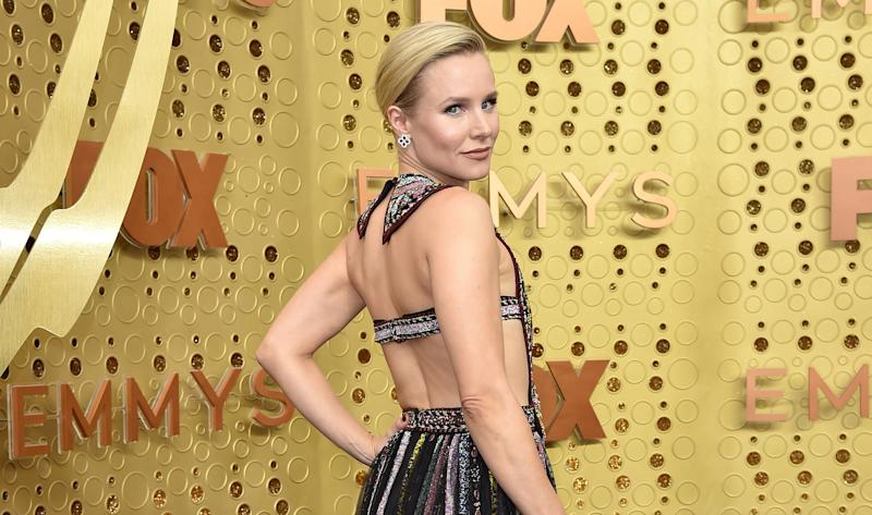 Kristen Bell Says Her Childhood Eczema Came Back at Age 39