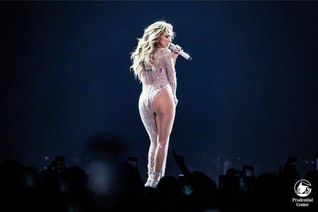 JLO at prudential center