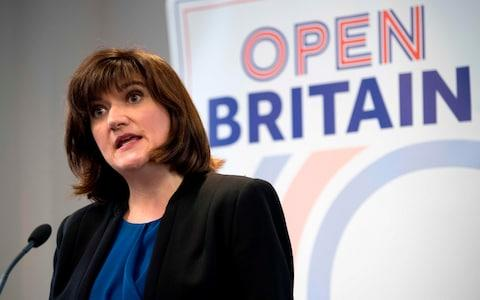 Chair of the Treasury Committee Nicky Morgan MP. The inquiry will consider, among other things, transitional arrangements, preparedness for 'no deal', and the long-term economic relationship.