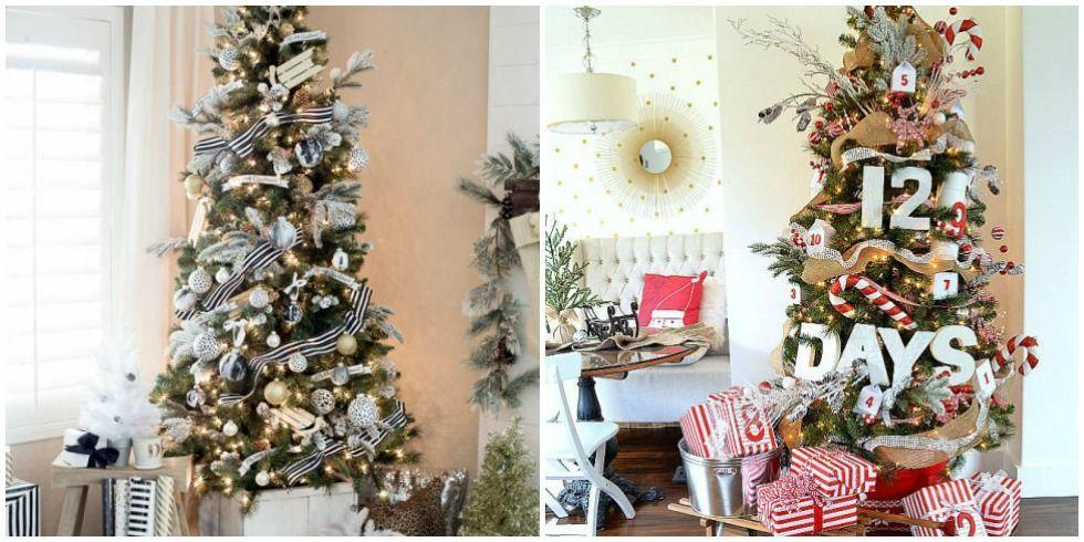 17 best decorated christmas trees to try this year Christmas tree decorating ideas philippines