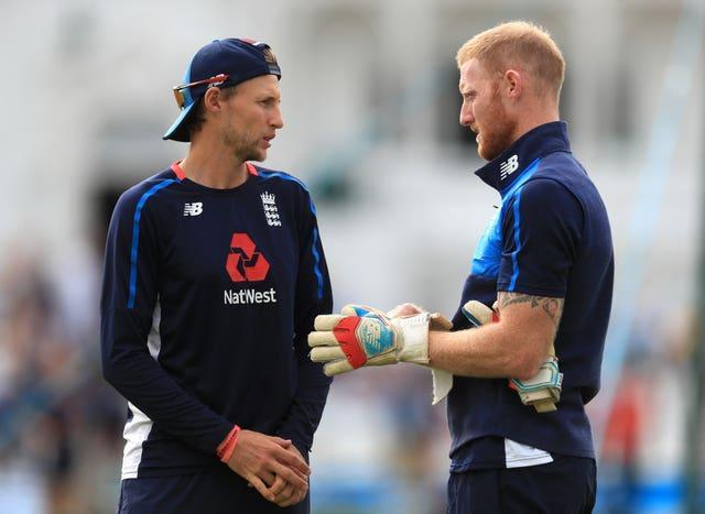 England captain Joe Root and Ben Stokes are among the centrally contracted players signed up for the Hundred