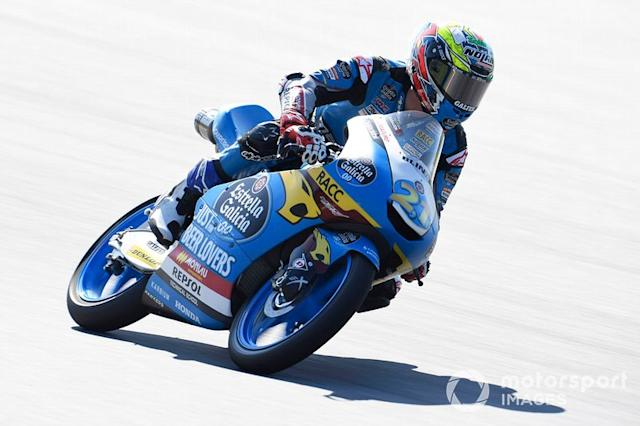 "Alonso Lopez, Estrella Galicia 0,0 <span class=""copyright"">Gold and Goose / LAT Images</span>"