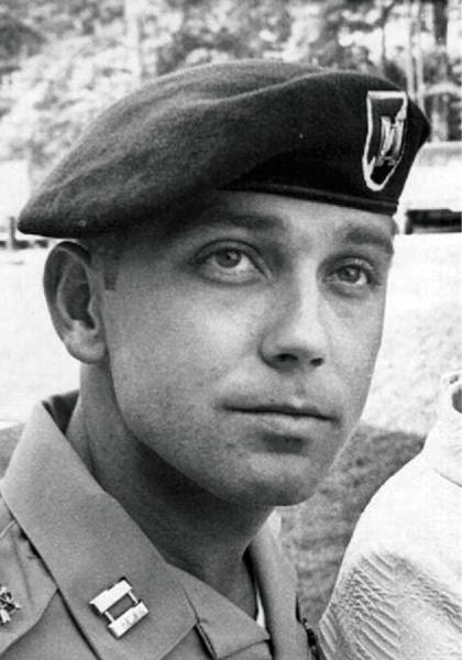 FILE - This 1970 file photo provided by Kathryn MacDonald shows Jeffrey MacDonald at Fort Bragg, N.C. MacDonald's pregnant wife and two young daughters were murdered in their Fort Bragg home in 1970. MacDonald was convicted of the crimes. On Monday, Sept. 17, 2012, MacDonald is scheduled to appear in federal court for a hearing about new evidence in the case. (AP Photo/Kathryn MacDonald, File)