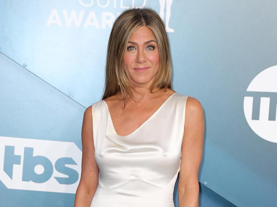 Jennifer Aniston opens up about therapy and dealing with constant spotlight (Getty Images)
