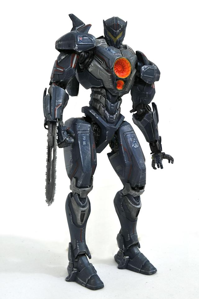Gipsy Avenger action figure. (Photo: Diamond Select Toys)