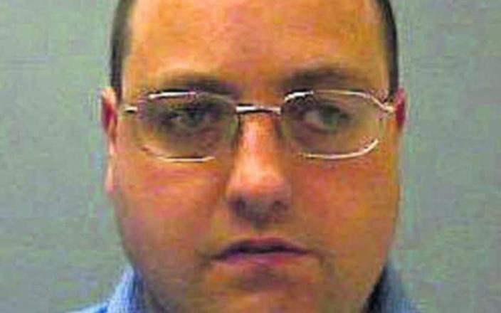 Photo of child rapist Mark Walker, now known as Marcia Walker, was first jailed for 13 years as a man in 2003 for two rapes against girls under the age of 16