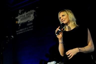 Jo Whiley at Mencap event