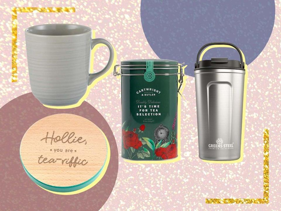 Whether they can't start the day without a builder's brew or like to dabble in finer flavours, there's a gift to suit every tea lover in your life (iStock/The Independent)