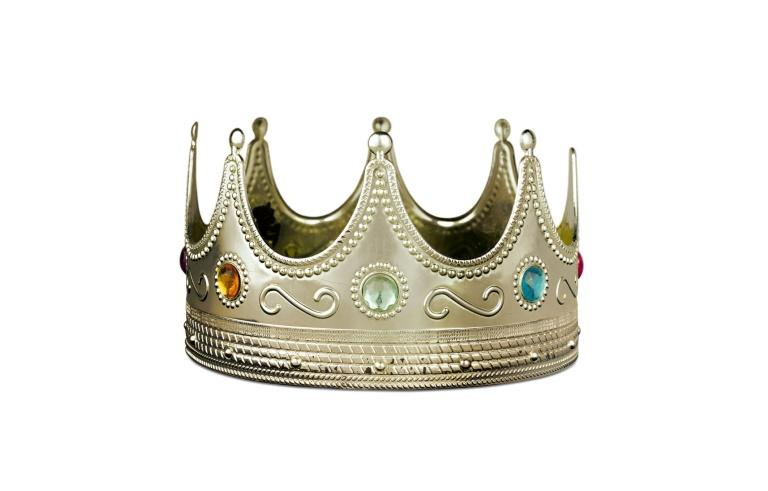 The crown worn by the rapper the Notorious B.I.G. for the K.O.N.Y (King of New York) photoshoot, which will head to auction in September 2020