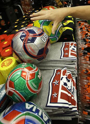 German-Americans picking sides in World Cup match