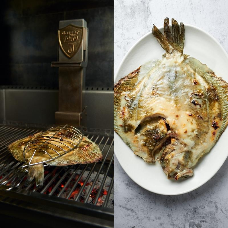Turbot. Photo: Basque Kitchen by Aitor