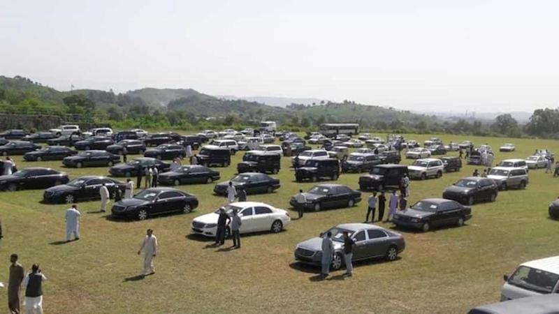 Pakistan austerity drive: Govt. starts selling cars, helicopters, buffaloes