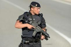 Four Spain attack suspects in Madrid court for questioning
