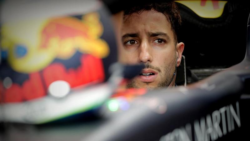 Ricciardo slapped with five-place grid penalty