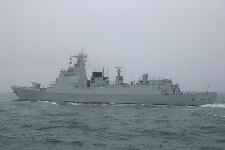 China, Russia, Iran hold joint naval drill