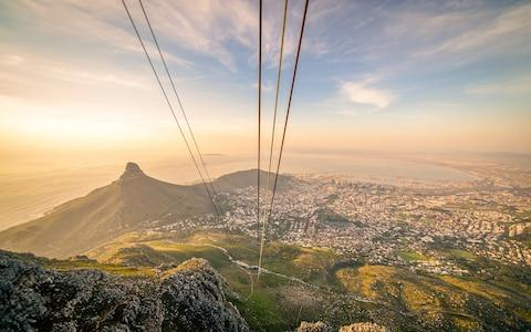 Table Mountain Cape Town - Credit: Getty