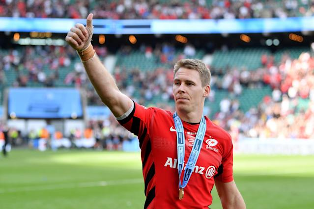 Liam Williams of Saracens and Wales (Credit: Getty Images)