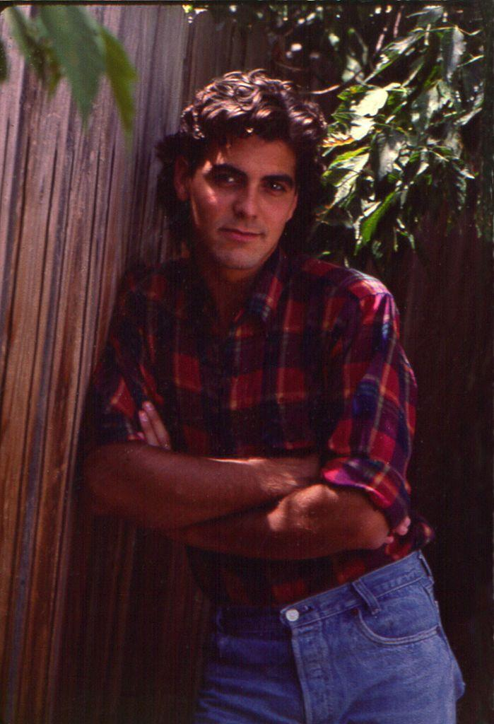 <p><strong>Taken: </strong>During a photoshoot in LA in 1985.</p><p><strong>Breakthrough: </strong>Portraying Dr Doug Ross in medical drama <em>ER </em>from 1994 to 1999. </p>