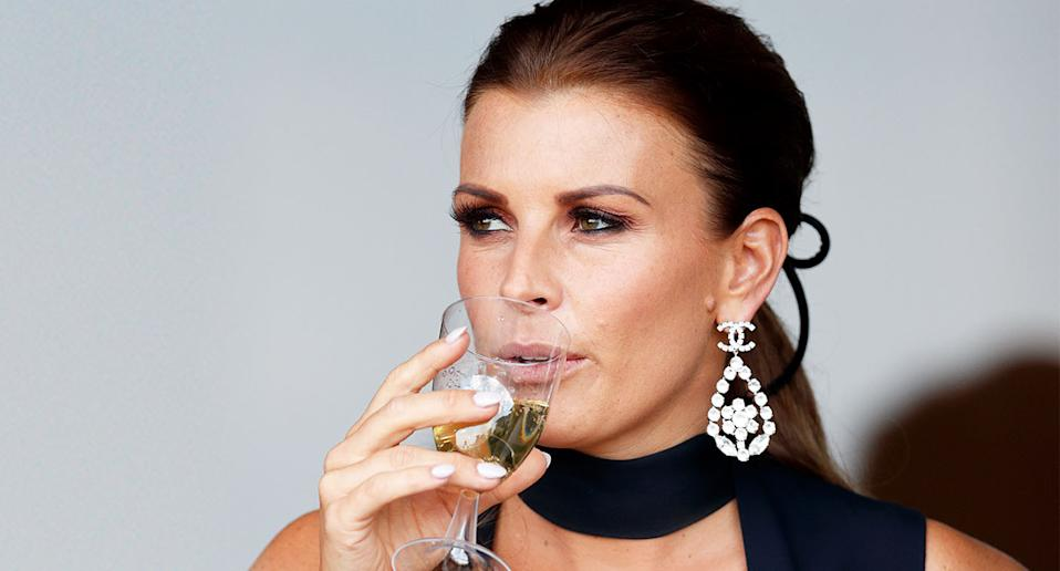 Coleen Rooney's spat with Rebekah Vardy has inspired the internet. [Photo: Getty]