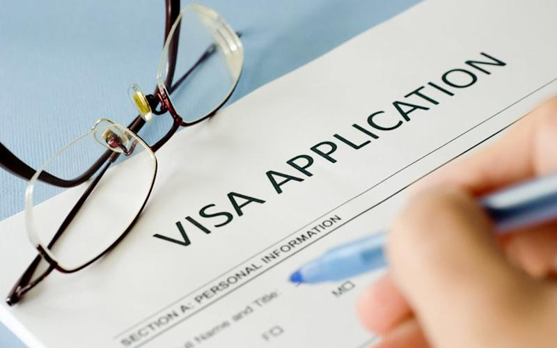 Visa applications are seen as off-putting by potential visitors