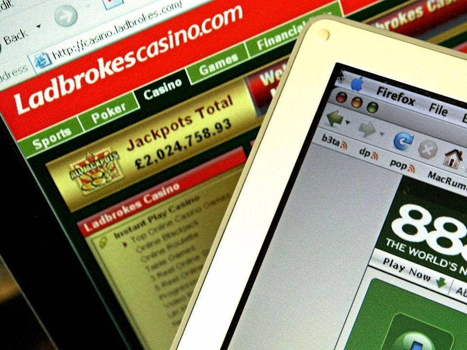 Compulsive gambling is a 'hidden addiction' as there are no physical signs (Getty Images)