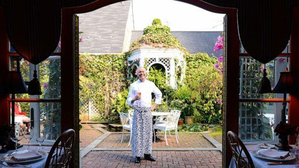 PHOTO: Chef/Owner Patrick OConnell poses at The Inn At Little Washington, in Vienna, Va., Sept. 20, 2015. (The Washington Post via Getty Images, FILE)