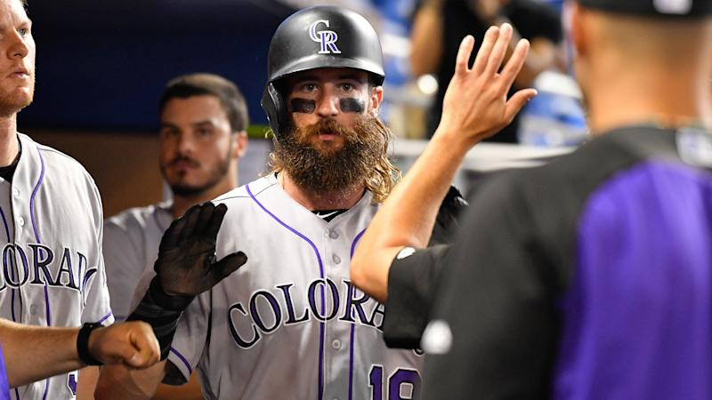 Rockies, Charlie Blackmon agree to 6-year extension