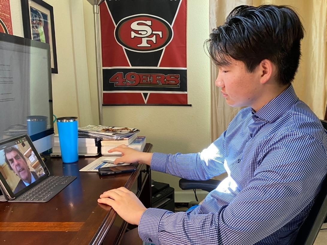 Dublin Teen Finds Inspiration In Teaching Youth Finance
