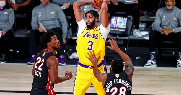 NBA - Anthony Davis devrait prolonger avec les Los Angeles Lakers