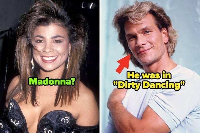 It's time to put your '80s knowledge to the test.Take the quiz here.