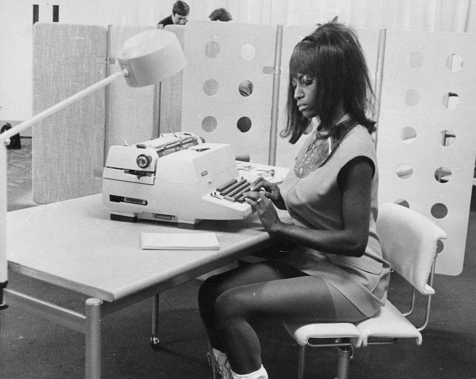 <p>With the technology boom of the 1970s, it became even more apparent that typing was a skill that would be sticking around. It quickly became an essential job requirement and many young professionals sought out typing school as a result.</p>