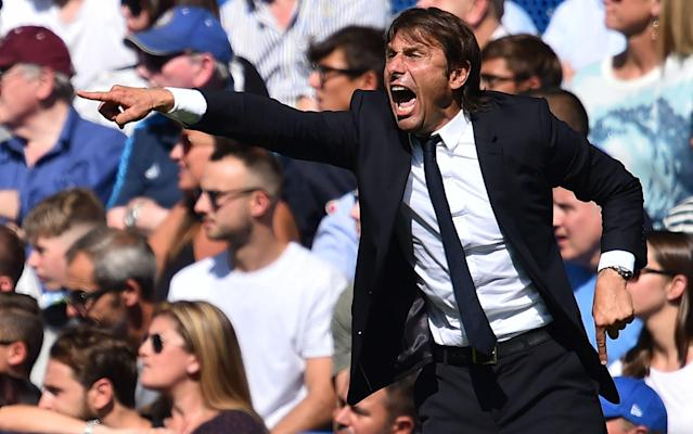 Antonio Conte has had a tough time at Chelsea this summer