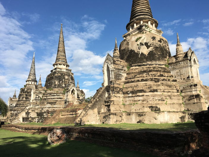A UNESCO World Heritage Site, <strong>Ayutthaya</strong> is the ancient capital of Thailand and was founded in 1350 A.D.
