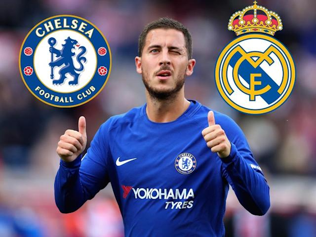 How can Chelsea keep Eden Hazard away from Real Madrid?