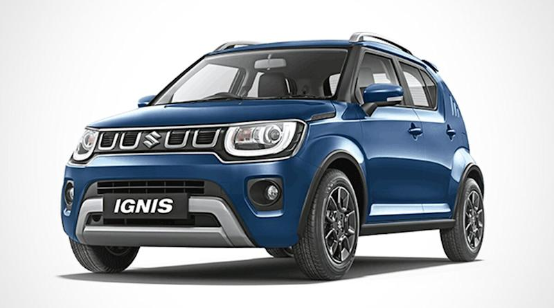 2020 Maruti Suzuki Ignis Facelift Launched in India; Prices Start From Rs 4.89 Lakh