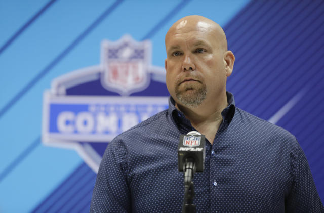 "<a class=""link rapid-noclick-resp"" href=""/mlb/teams/stl"" data-ylk=""slk:Cardinals"">Cardinals</a> GM Steve Keim, shown here in February, returned to the team on Tuesday after serving a five-week suspension for a July 4 DUI arrest. (AP)"