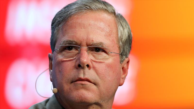 Jeb Bush Rips Trump's 'Incredibly Disheartening' Puerto Rico Tweet