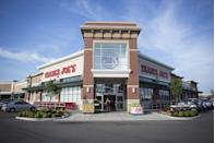 """<p>Although the company promises that none of its products contain GMO's, it's tough to know exactly where the food on shelves is coming from. According to <a href=""""https://groundswell.org/the-truth-behind-trader-joes-what-you-may-not-know-about-tjs-brand/"""" rel=""""nofollow noopener"""" target=""""_blank"""" data-ylk=""""slk:Groundswell"""" class=""""link rapid-noclick-resp"""">Groundswell</a>, many Trader Joe's brand items could actually be name-brand products in new packaging (and cost half as much). </p>"""