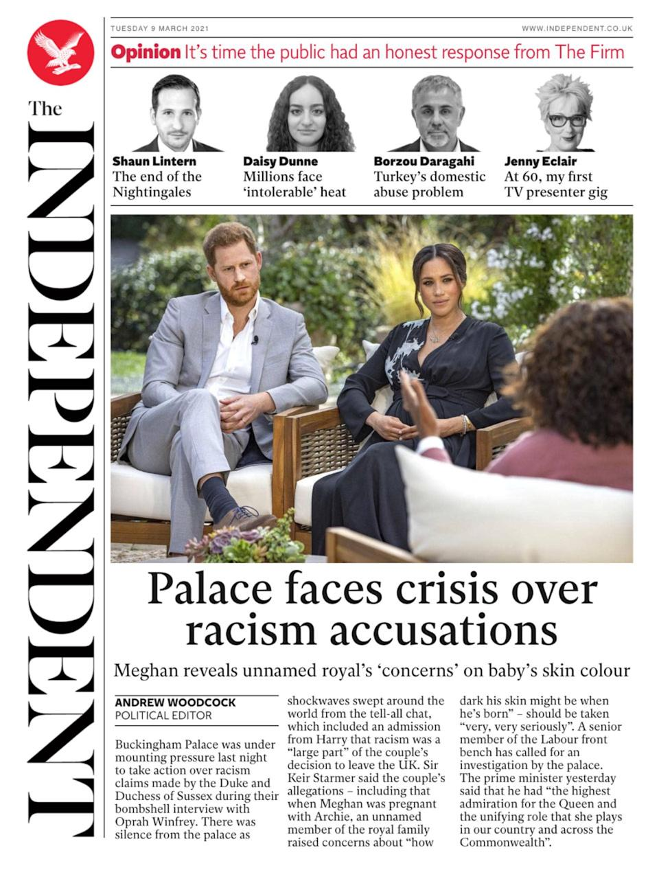 <p>Photo by The Independent</p>