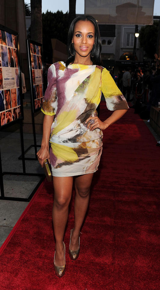 "<a href=""http://movies.yahoo.com/movie/contributor/1800354354"">Kerry Washington</a> at the Los Angeles premiere of <a href=""http://movies.yahoo.com/movie/1810088527/info"">Mother and Child</a> - 04/19/2010"