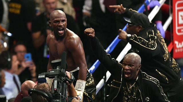 A Longer Than Expected List of People to Call Floyd Mayweather Out of Retirement