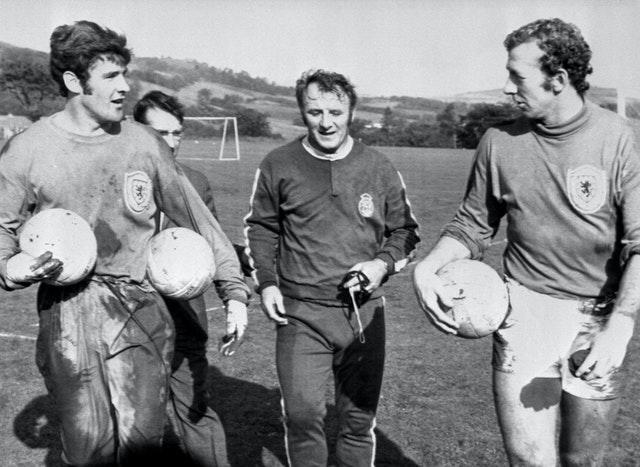 Tommy Docherty said his decision to quit the Scotland job was one of his biggest regrets