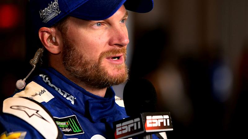 Dale Earnhardt Jr. talking to Fox Sports, NBC about NASCAR broadcasting gig